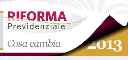 RiformaINARCASSA2013